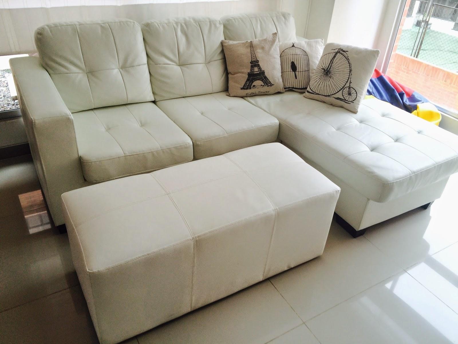 sofa cama bogota venta outdoor sofas and loveseats de garaje juego sofá 43poltrona 43cojines